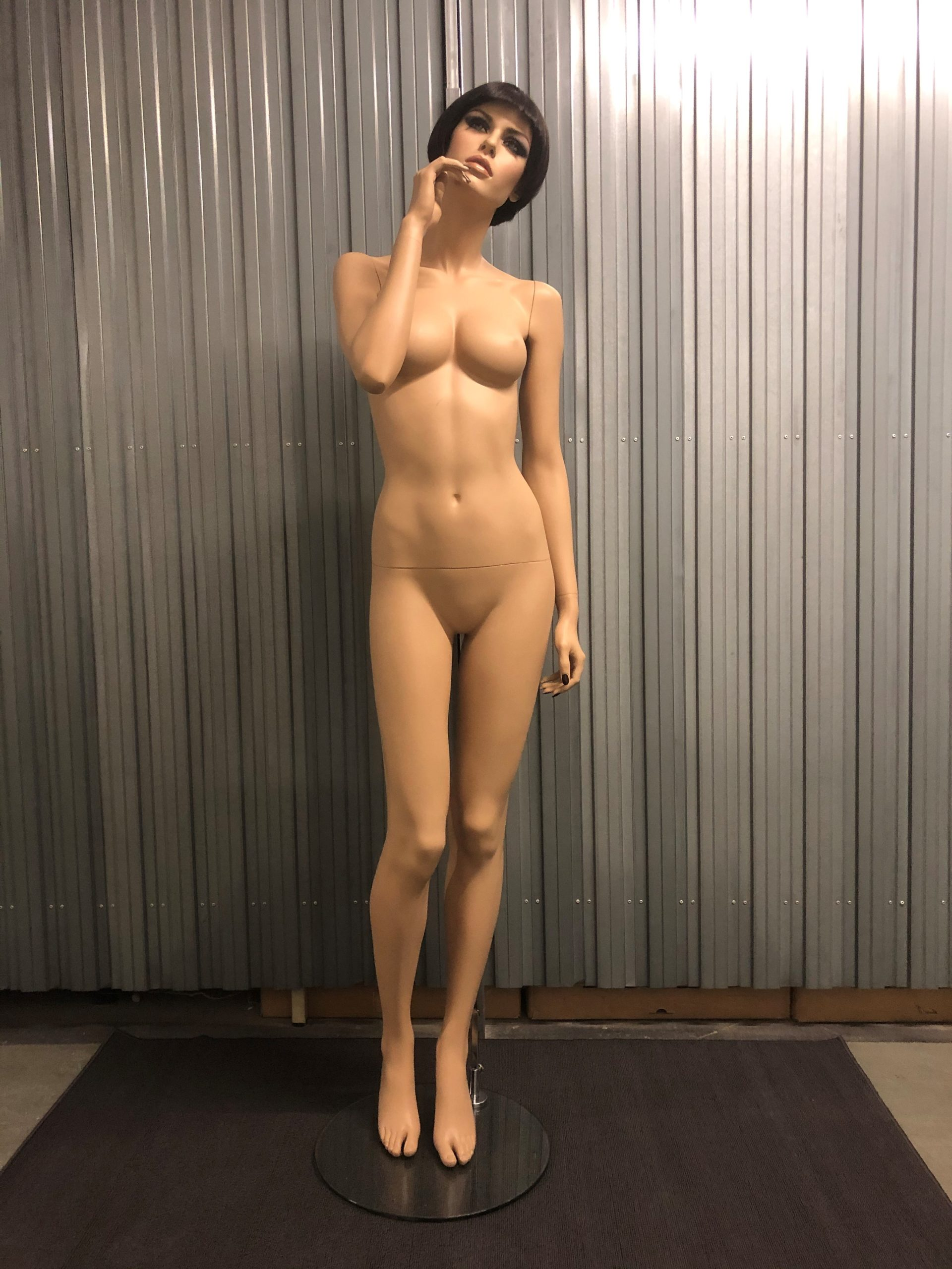 Schaufensterfigur Dame F3501